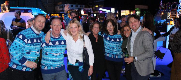 """Video & foto's - KLM: """"Alle reden om een feestje te vieren"""""""