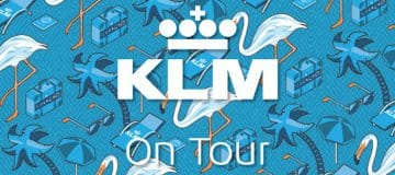 KLM weer 'On Tour' langs bij reisbureaus