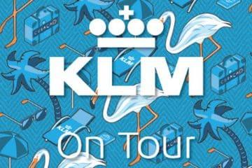 KLM weer 'On Tour' langs bij reisbureaus