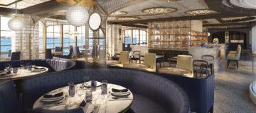 Frans specialiteitenrestaurant op nieuwste schip Princess Cruises