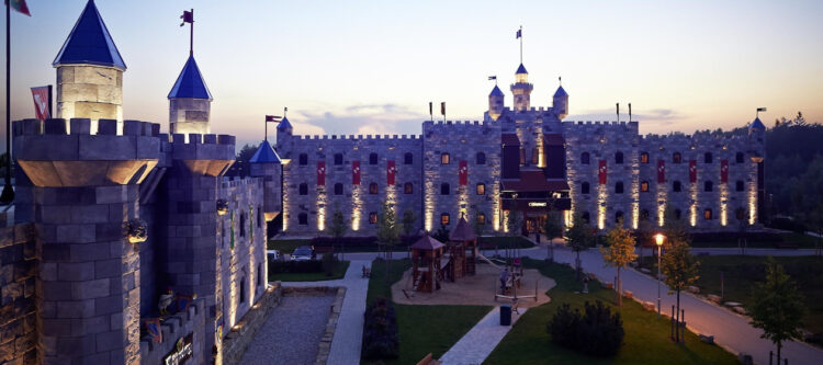 Nieuw LEGOLAND® Castle Hotel opent haar deuren