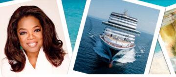 Livestream doop Holland America Line's Nieuw Statendam met Oprah Winfrey
