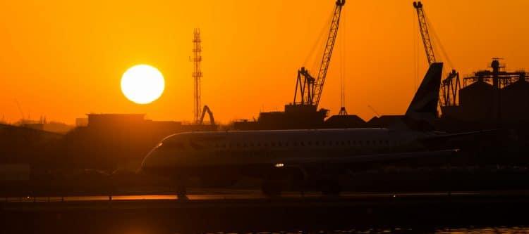 London City Airport dicht door vondst WOII-bom
