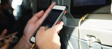 Grote veiligheidsrisico's door wifi-gebruik in vliegtuig