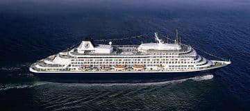 Holland America Line verkoopt Prinsendam aan Phoenix Reisen