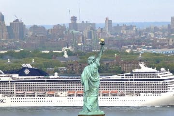 MSC Cruises onthult vaarroutes winter 2019/2020