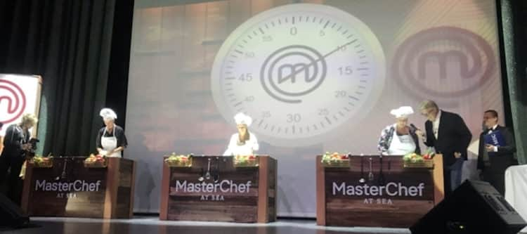 MSC Cruises presenteert Masterchef at Sea