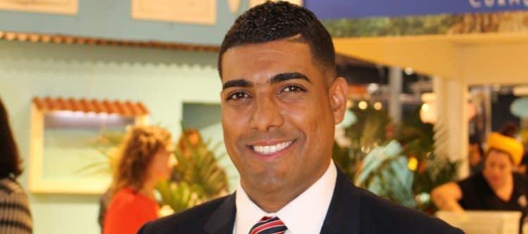 Video - Nieuwe Regional Manager Europe Curaçao Toeristen Bureau