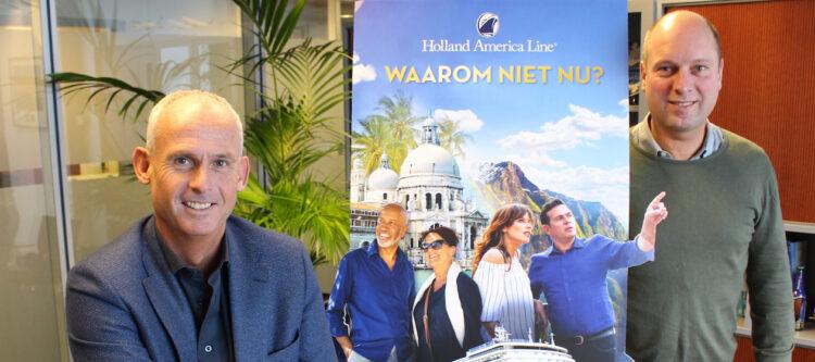 """""""Handen uit de mouwen om cruiseproduct gezamenlijk te promoten"""""""