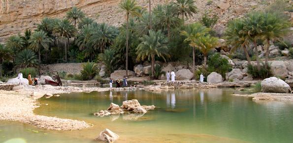 Veelzijdige vergezichten in Oman