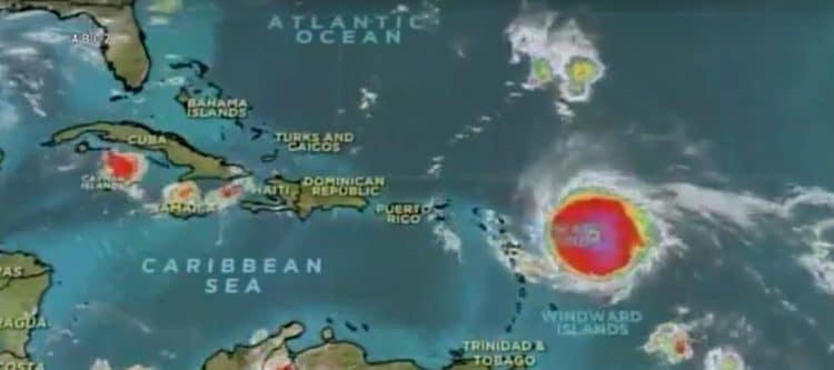 """""""Waarom naar orkaangebied op vakantie?"""""""