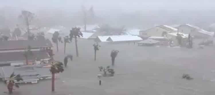 Vertragingen en annuleringen: ravage na orkaan Michael in zuidoosten Amerika