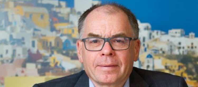 Peter van Vliet koopt Panta van De Reisspecialisten Groep