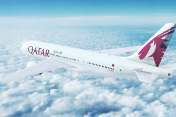 Qatar Airways neemt 5% belang in China Southern Airlines