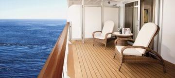 Kans op gratis suite bij Regent Seven Seas Cruises