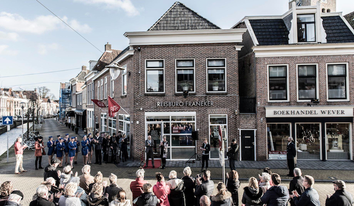 Reisburo Franeker van Toerkoop naar Veluwegroep