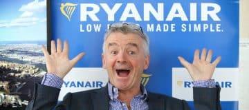 Ryanair stopt pakketreizen en breidt Ryanair Rooms uit