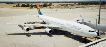 Grote financiële problemen South African Airways