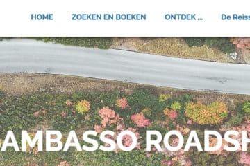 Sambasso voor het eerst met roadshow het land in