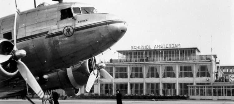 Finnair viert het 70-jarig jubileum route Helsinki-Amsterdam