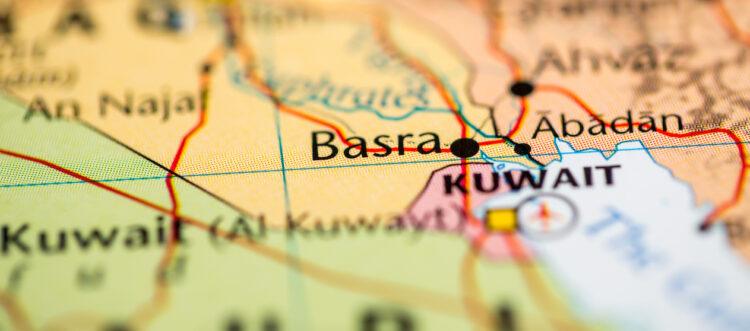 CultureRoad wereldwijd eerste touroperator met trein van Basra naar Bagdad in Irak