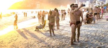 Onderzoek: vrouwen en jongeren ergeren zich vaker dan mannen en ouderen en 'liever geen man in speedo'