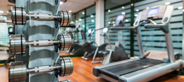 Reizigers willen vaker kunnen sporten in hotel