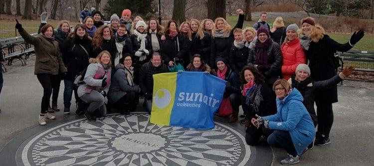 Sunair: inschrijven studiereis IJsland/NYC mogelijk