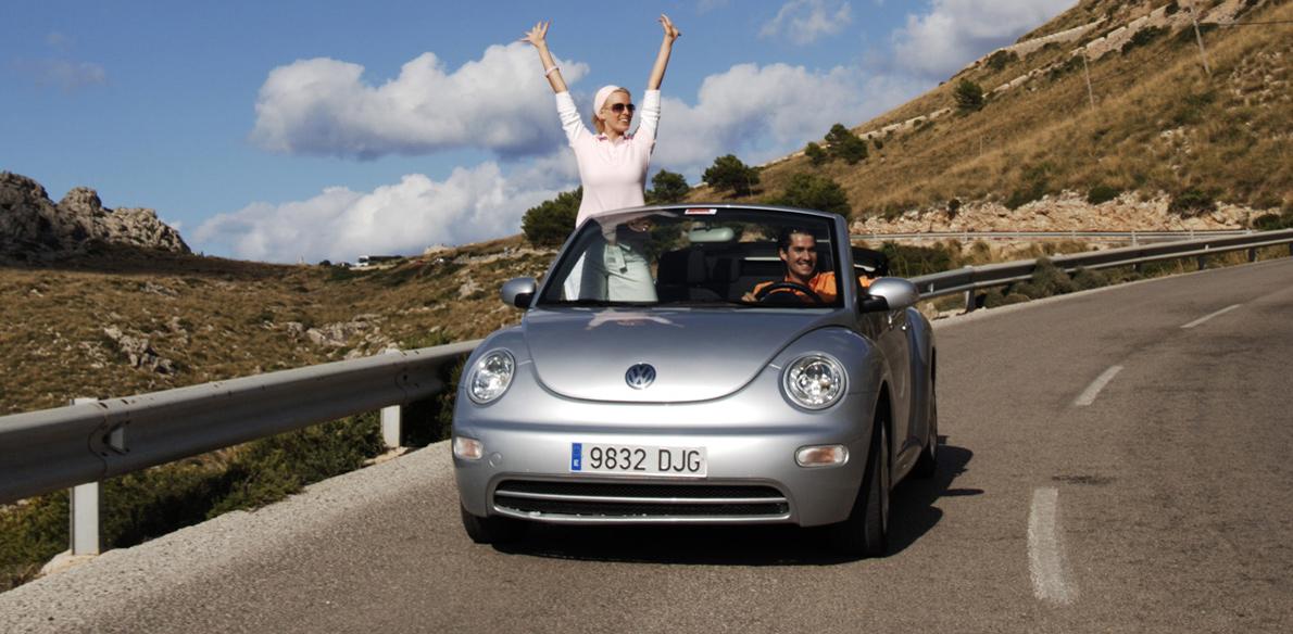 Boekingen autoverhuur in zomer 2013 flink gestegen