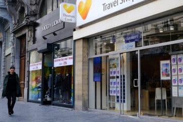 Overname Belgische Cook-reisbureaus