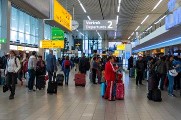 Schiphol integreert Apple kaartenapp