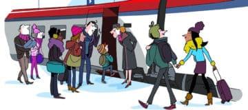 Thalys pusht Belgische en Franse steden met flinke kortingen