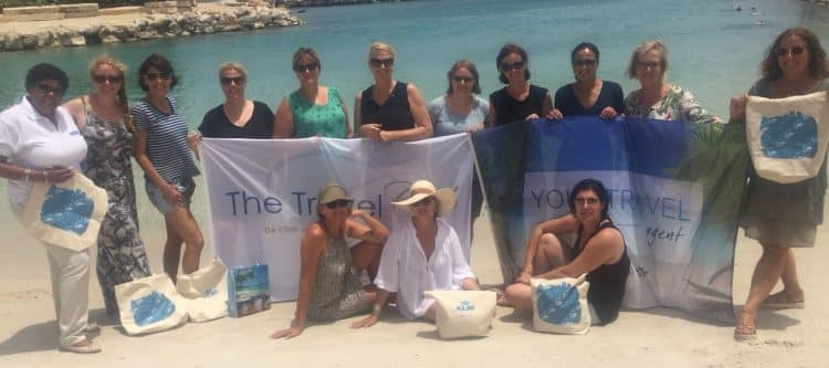 "The Travel Club en YourTravel naar Curaçao: ""Constante focus op famtrips"""