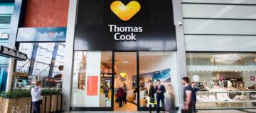Kritiek op prijsbeleid Thomas Cook in Verenigd Koninkrijk
