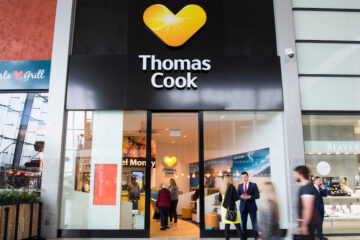 Thomas Cook Glasgow Silverburn Retail store