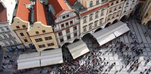 7% meer Nederlanders op vakantie naar Tsjechië