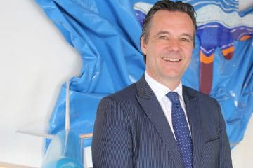 Toon Balm van AF-KLM Benelux naar Greater China