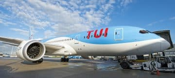 "Reactie TUI op 'Lek in tank Dreamliner': ""Luchtreizigers onnodig bang gemaakt"""