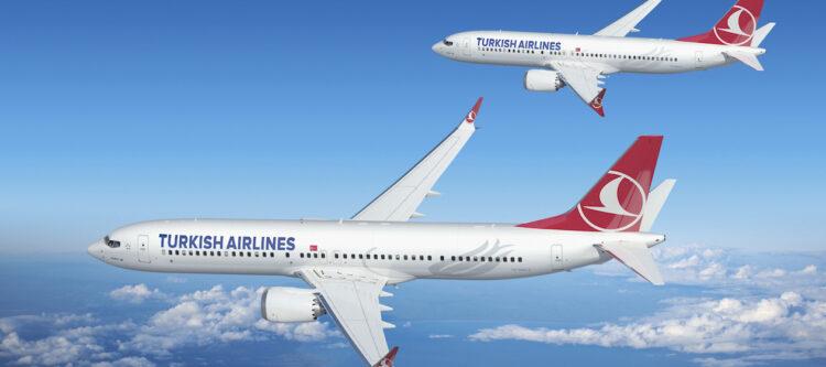 Ook Turkish Airlines stopt voorlopig met Boeing 737 MAX
