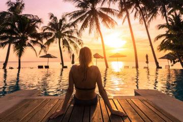 """""""Een vakantie verlaagt de kans op ziek worden"""""""