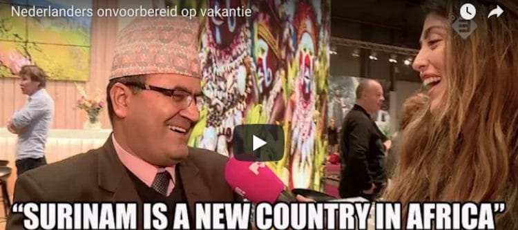 Video's - Impressies Vakantiebeurs 2018