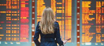 Eerste halfjaar 2018: 93% meer geannuleerde vluchten in Nederland