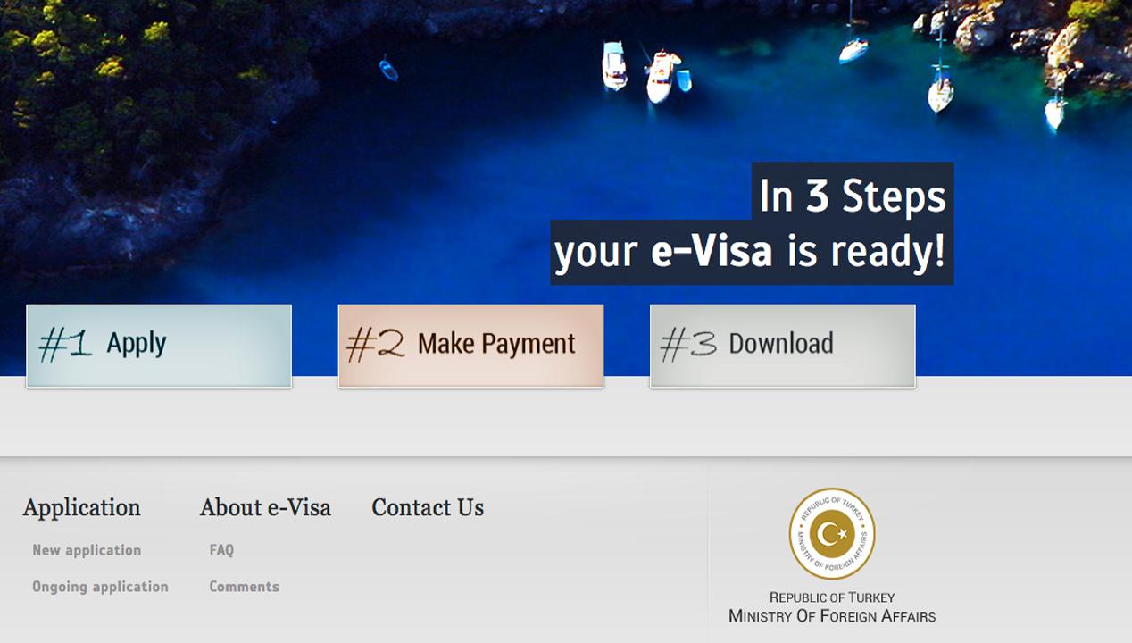 Visum Turkije vanaf 10 april alleen online