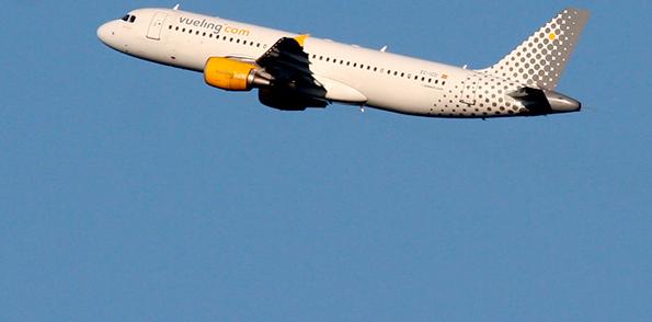 Vueling vanaf Eelde naar Barcelona