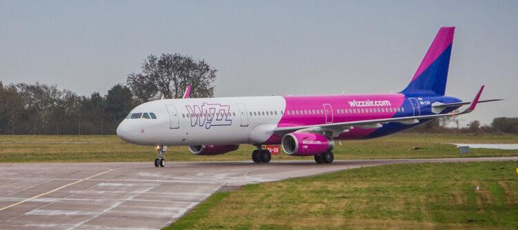 Wizz Air vanaf Eindhoven en Brussel naar Georgië